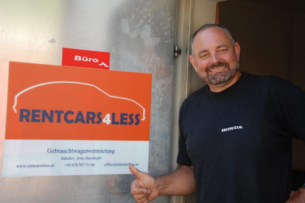 RentCars4Less: günstig und flexibel!